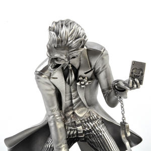 Joker Batman Sculpture by Royal Selangor Thumbnail 5