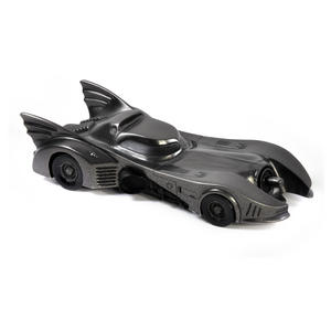 Batmobile Batman Sculpture by Royal Selangor