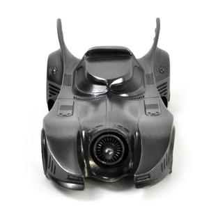 Batmobile Batman Sculpture by Royal Selangor Thumbnail 8
