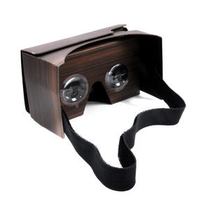 Retro TV Virtual Reality Glasses - Smartphone VR Strap-on Thumbnail 2