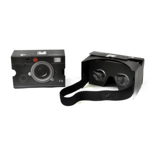 Retro Camera Virtual Reality Glasses - Smartphone VR Strap-on Thumbnail 1