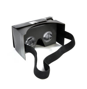 Retro Camera Virtual Reality Glasses - Smartphone VR Strap-on Thumbnail 2