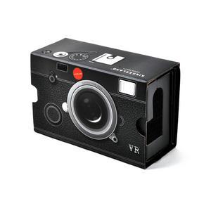 Retro Camera Virtual Reality Glasses - Smartphone VR Strap-on Thumbnail 4