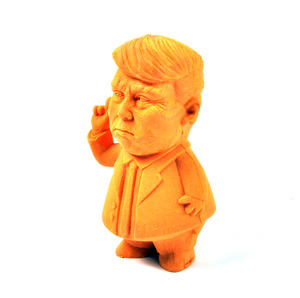 Presidental Eraser - Big Orange Trump Rubber Thumbnail 4