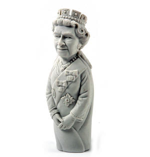 Giant Queen Elizabeth II Eraser - Random Colours Thumbnail 2