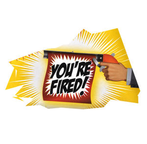 You're Fired! Flag Gun Thumbnail 2