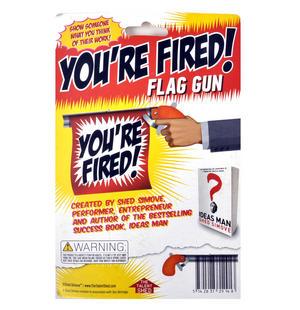 You're Fired! Flag Gun Thumbnail 3