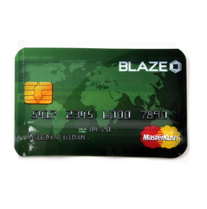 Credit Card Slimline Masterkrush Stash  - NOT FOR DRUGS