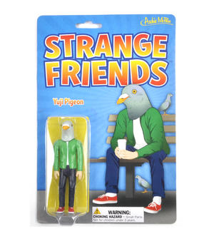 Strange Friends - Yuji Pigeon Action Figure