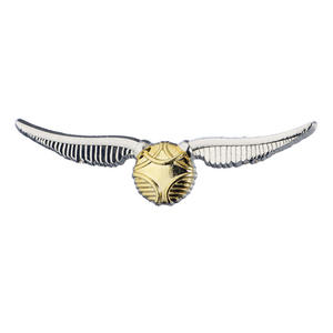 Golden Snitch - Harry Potter Badge / Pin / Lapel Pin HPPB0004