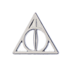 Deathly Harry Potter Badge / Pin / Lapel Pin  HPPB0054