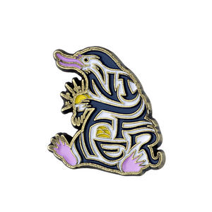 Niffler Fantastic Beasts Enamelled Badge / Pin / Lapel Pin FEP0018