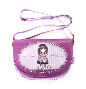 Sugar and Spice Cross Body Bag By Gorjuss