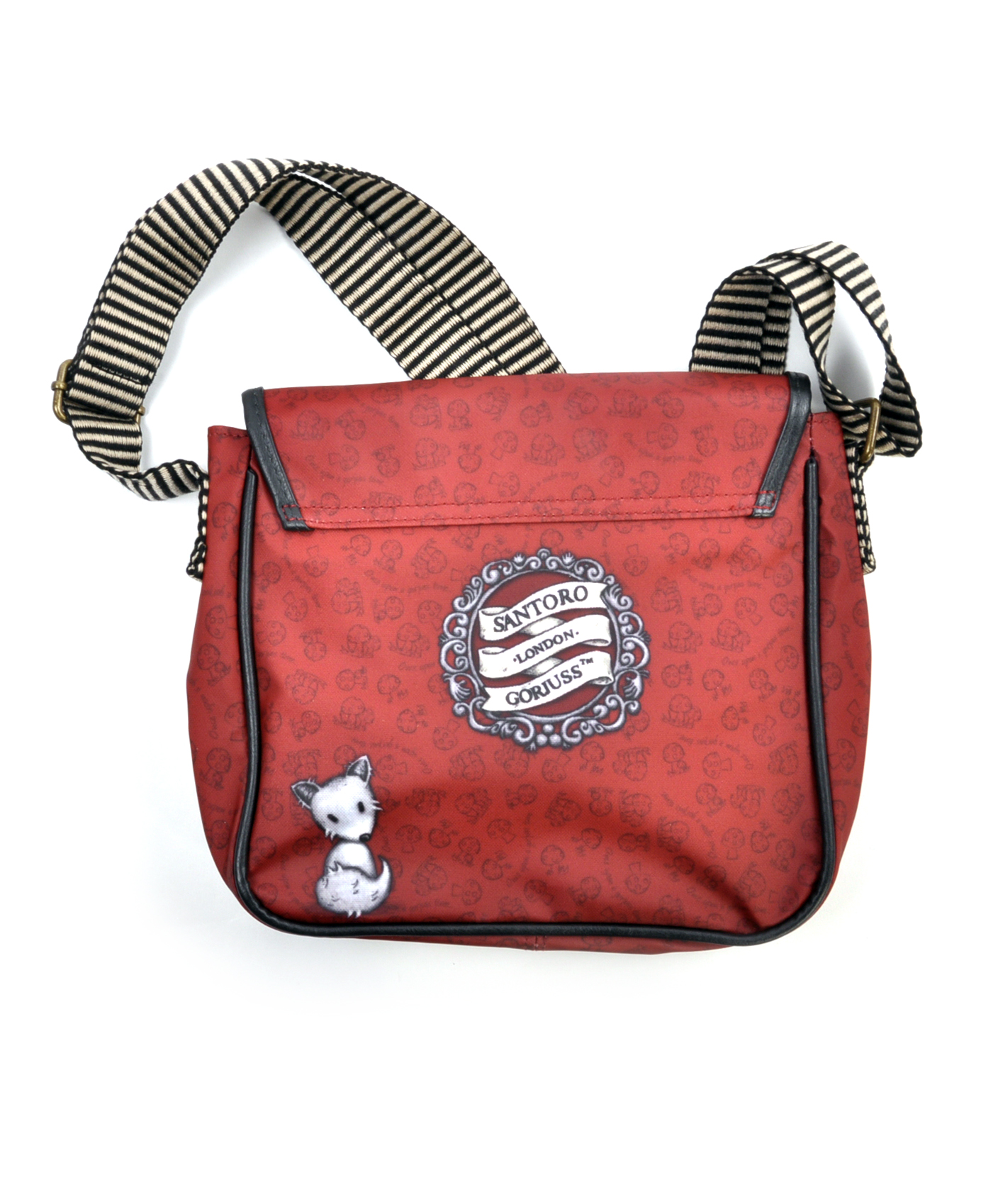 f5c81ce1c2d Gorjuss Keyring Zip Purse Little Red Riding Hood