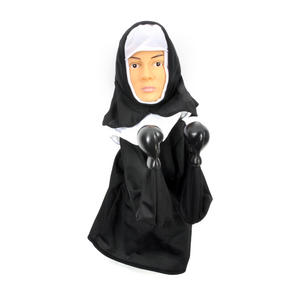 Punching Nun - Boxing Hand Puppet Thumbnail 4