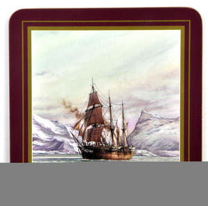 Ocean Explorers - Box Set of 6 Ship Coasters Thumbnail 7