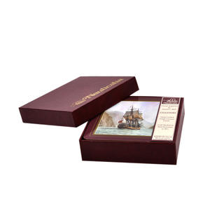 Ocean Explorers - Box Set of 6 Ship Coasters Thumbnail 8