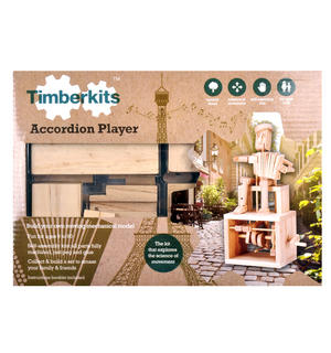 Timberkits - Accordion Player Automaton Thumbnail 2