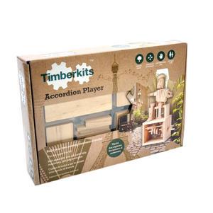 Timberkits - Accordion Player Automaton Thumbnail 3