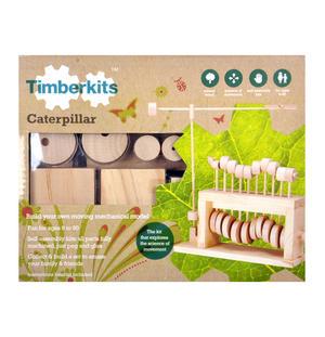 Timberkits - Caterpillar Automaton Thumbnail 2