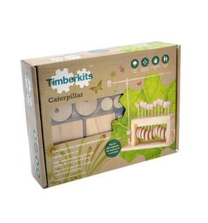 Timberkits - Caterpillar Automaton Thumbnail 3