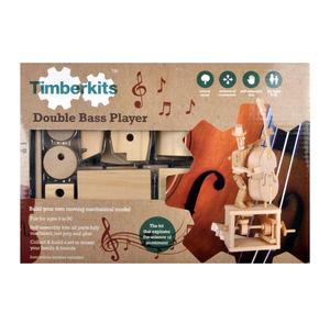 Timberkits - Double Bass Player Automaton Thumbnail 2