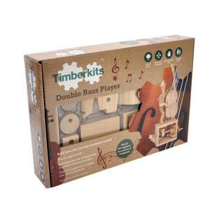 Timberkits - Double Bass Player Automaton Thumbnail 3