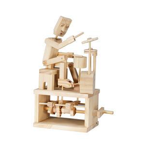 Timberkits - Drummer Automaton