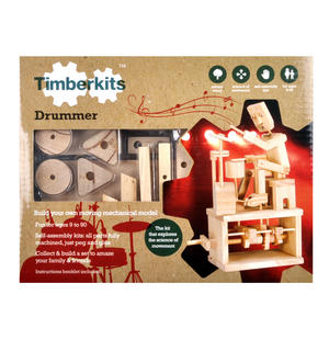 Timberkits - Drummer Automaton Thumbnail 2