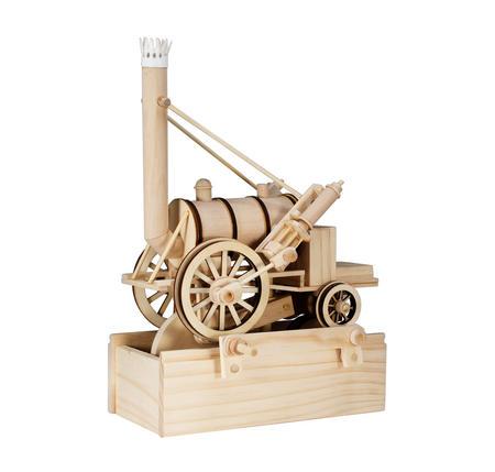 Timberkits - Stephenson's Rocket