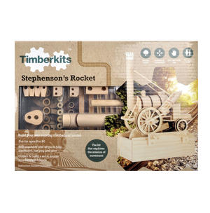 Timberkits - Stephenson's Rocket Thumbnail 2