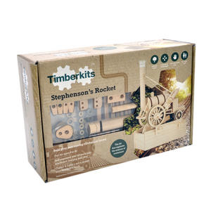 Timberkits - Stephenson's Rocket Thumbnail 3