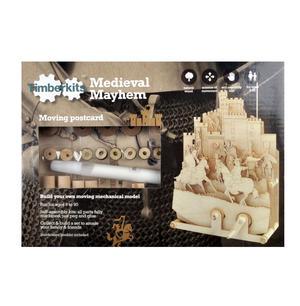 Timberkits - Medieval City Mayhem Thumbnail 2