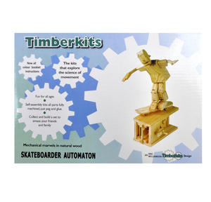 Timberkits - Skateboarder Automaton Thumbnail 2