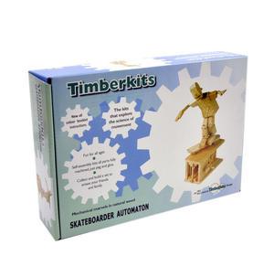 Timberkits - Skateboarder Automaton Thumbnail 3