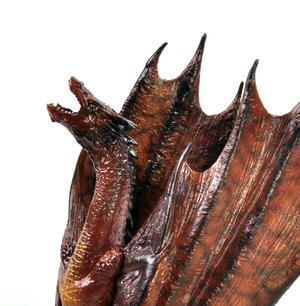 The Hobbit Smaug Incense Burner by The Noble Collection Thumbnail 7