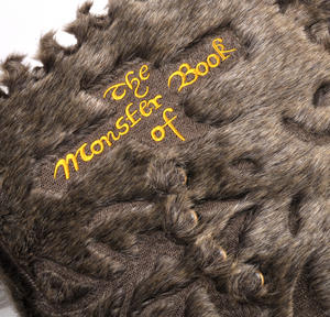Harry Potter Monster Book of Monsters Cushion by The Noble Collection Thumbnail 3