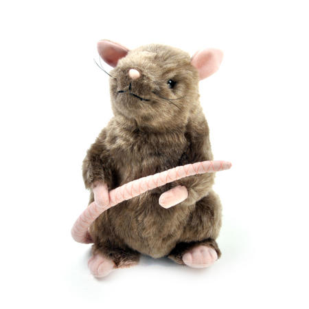 Harry Potter Scabbers Plush by The Noble Collection
