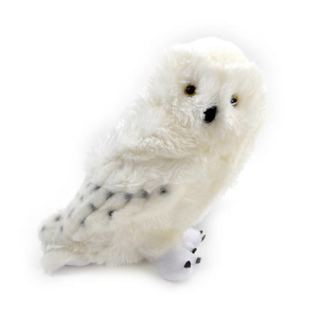 Harry Potter Hedwig Plush by The Noble Collection