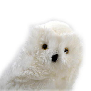 Harry Potter Hedwig Plush by The Noble Collection Thumbnail 2