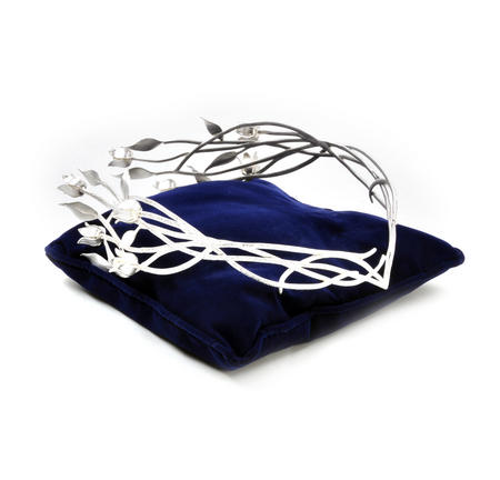The Hobbit Galadriel's Headress Crown by The Noble Collection
