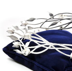 The Hobbit Galadriel's Headress Crown by The Noble Collection Thumbnail 2