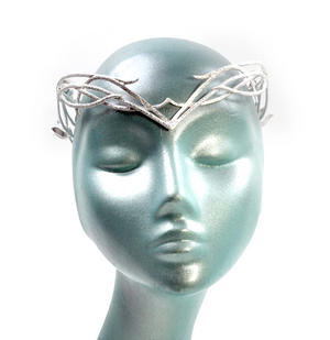 The Hobbit Galadriel's Headress Crown by The Noble Collection Thumbnail 4