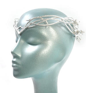 The Hobbit Galadriel's Headress Crown by The Noble Collection Thumbnail 5