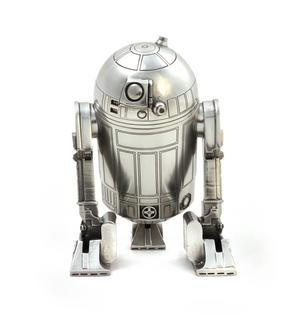 Star Wars R2D2  Secret Stash Pewter Container by Royal Selangor Thumbnail 5