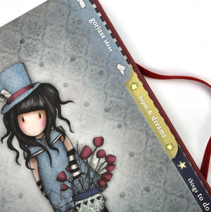 Everything Book - Little Red Riding Hood Journal by Gorjuss Thumbnail 3