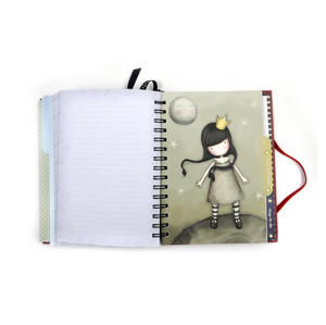 Everything Book - Little Red Riding Hood Journal by Gorjuss Thumbnail 5