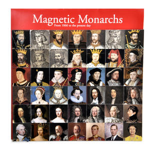 Magnetic Monarchs Fridge Magnet Set