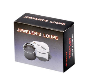 Jeweller's Loupe - 30 x 21 mm Magnifying Lens Thumbnail 3
