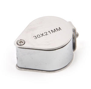 Jeweller's Loupe - 30 x 21 mm Magnifying Lens Thumbnail 4